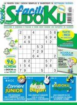 Facili Sudoku – ottobre 2021