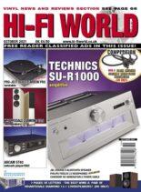 Hi-Fi World – October 2021