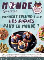 Monde Gourmand – Septembre 2021