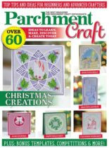 Parchment Craft – November-December 2021