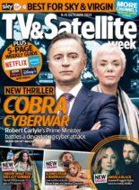 TV & Satellite Week – 09 October 2021
