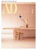 AD Architectural Digest Espana – octubre 2021