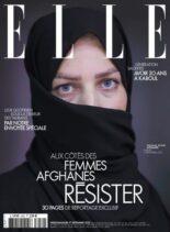 Elle France – 17 septembre 2021
