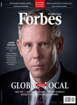 Forbes Middle East (English) – December 2020