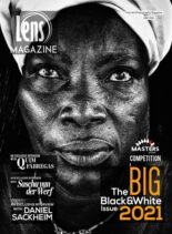 Lens Magazine – The BIG B&W – Issue 80 – May 2021