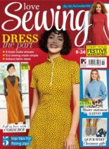 Love Sewing – Issue 99 – 23 September 2021