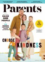 Parents – November 2021