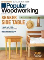 Popular Woodworking – November 2021