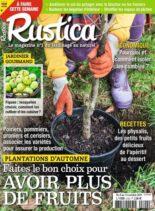 Rustica – 8 Octobre 2021