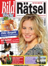 Bild Woche Ratsel – September 2019