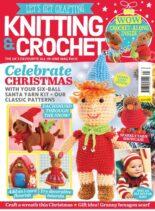 Let's Get Crafting Knitting & Crochet – October 2021