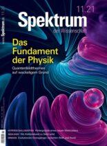 Spektrum der Wissenschaft – 16 Oktober 2021