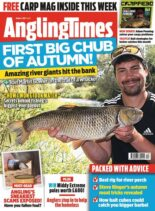 Angling Times – 05 October 2021