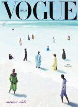 Vogue Italia – Settembre 2021