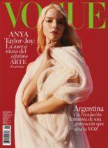 Vogue Latinoamerica – octubre 2021