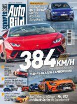 Auto Bild Sportscars – November 2021