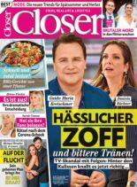 Closer Germany – 15 September 2021