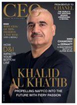 The CEO Magazine EMEA – November 2019