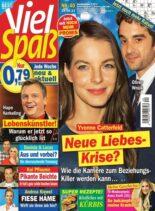 Viel Spass – 29 September 2021